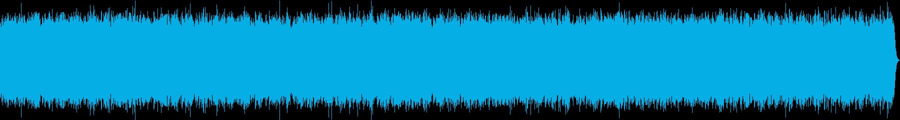 アンビエント・ナレーション・静か・壮大の再生済みの波形