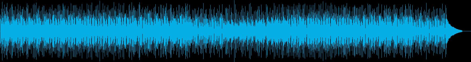 【ドラム抜】明るく軽快な和風/三味線と琴の再生済みの波形