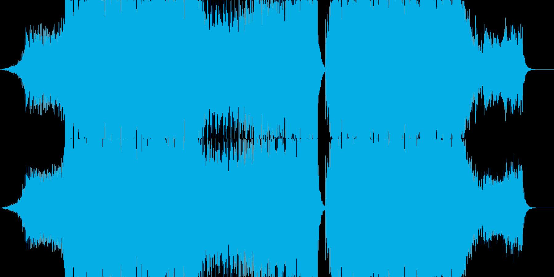 終焉 / ダブステップ・エレクトロの再生済みの波形