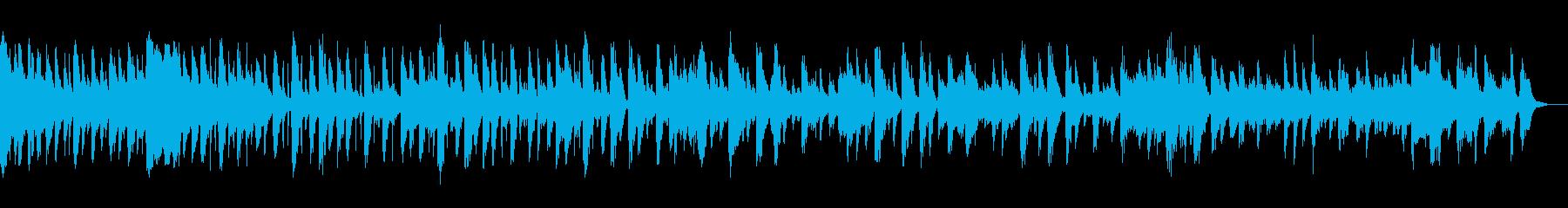 ジャンカーベッド、シンセスイープなしの再生済みの波形