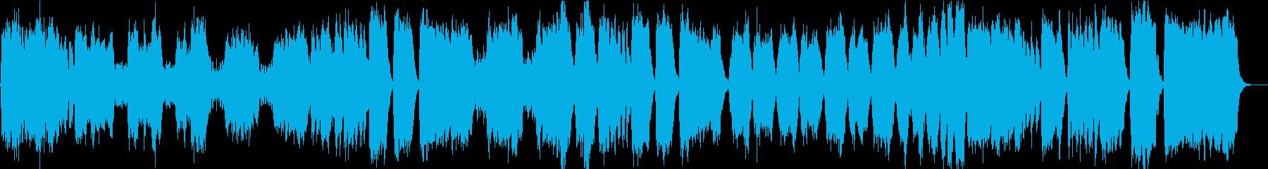 「ラ・ペリ」荘厳な式典向きファンファーレの再生済みの波形