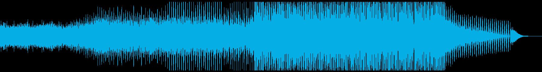【幻想的な世界観】 アンビエントビートの再生済みの波形