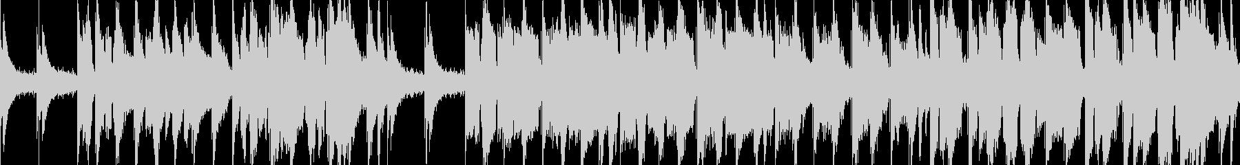ムーディなBARでの情景(LOOP対応)の未再生の波形