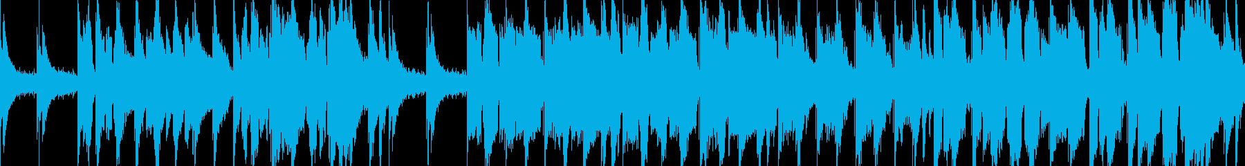 ムーディなBARでの情景(LOOP対応)の再生済みの波形