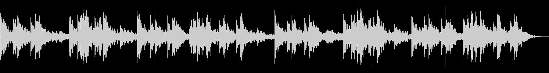 悲しいベル(loop仕様)の未再生の波形