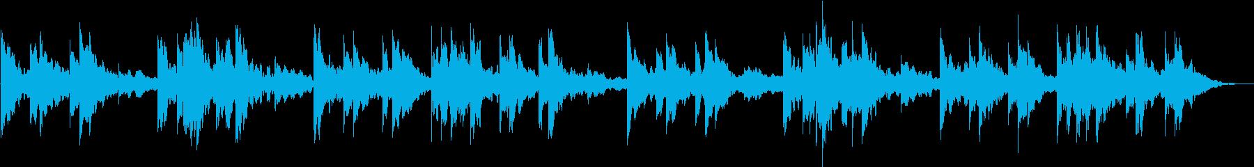 悲しいベル(loop仕様)の再生済みの波形