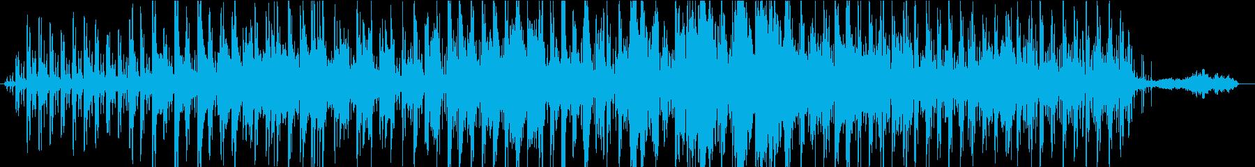 SWEET THINGの再生済みの波形