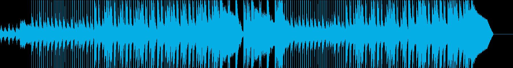 ポップ テクノ ワールド 民族 ア...の再生済みの波形
