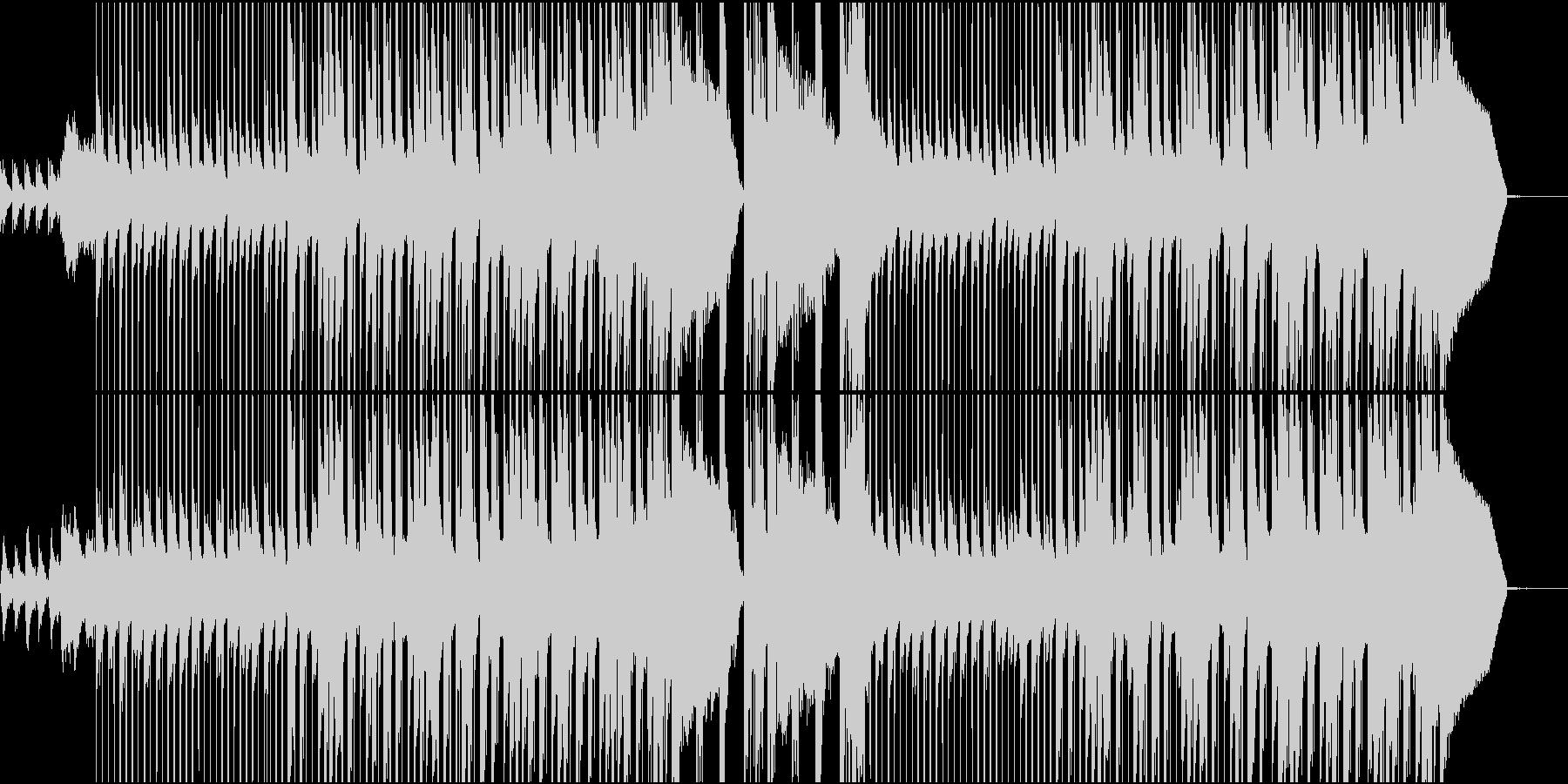 ポップ テクノ ワールド 民族 ア...の未再生の波形