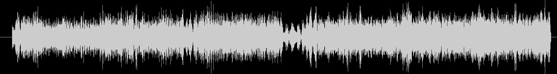 モンスター グリッチグロール03の未再生の波形