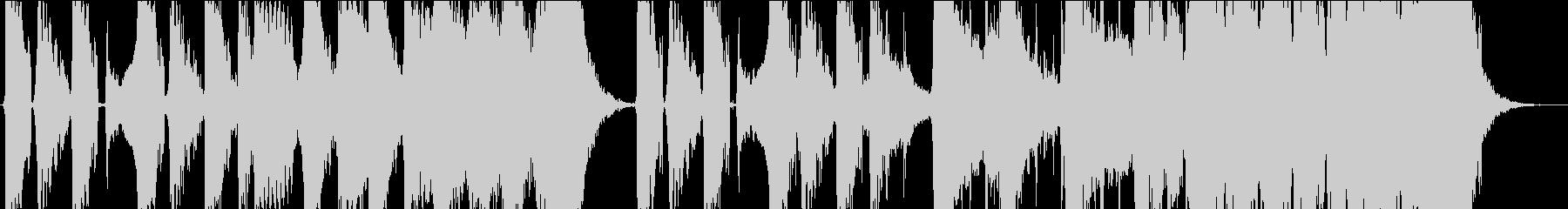 実験的 神経質 不条理 奇妙な 打...の未再生の波形