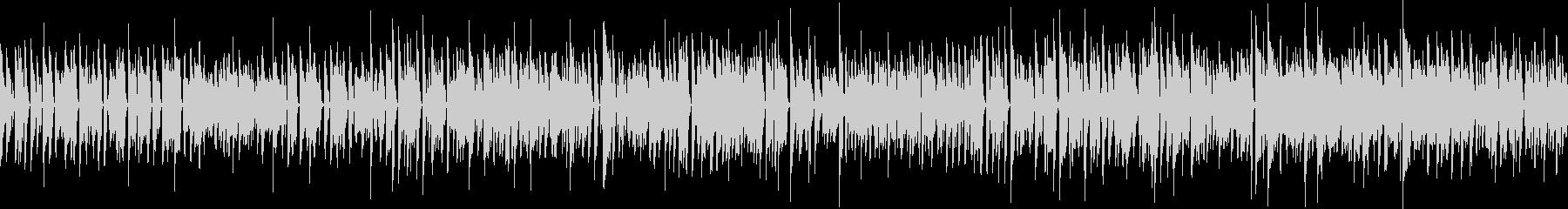 原始人のテーマ (ループ仕様)の未再生の波形