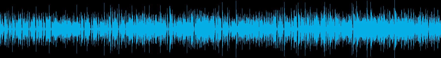 原始人のテーマ (ループ仕様)の再生済みの波形