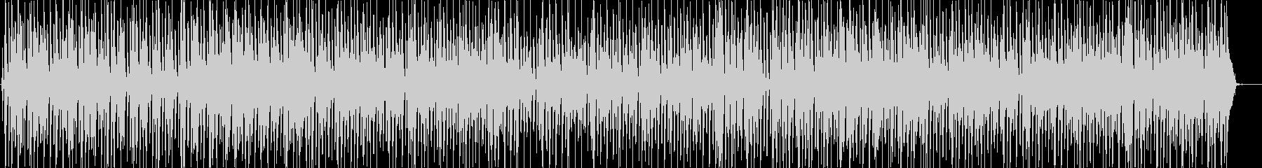スローでかわいいディキシージャズトリオの未再生の波形