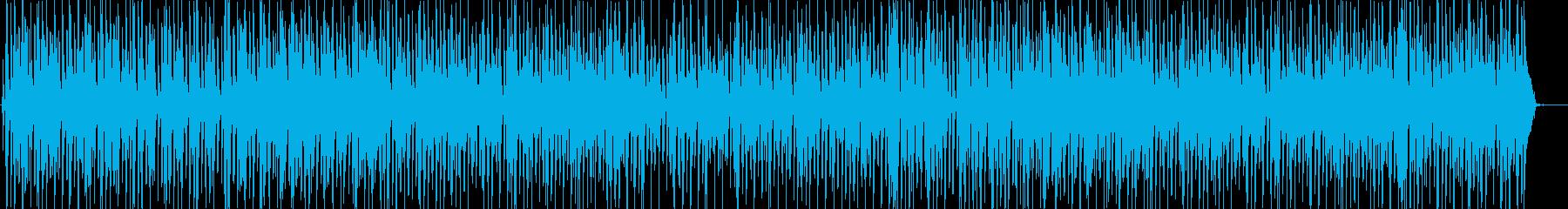 スローでかわいいディキシージャズトリオの再生済みの波形