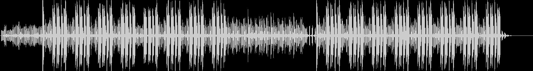 テクノ系のグルーブが心地よいBGMです。の未再生の波形