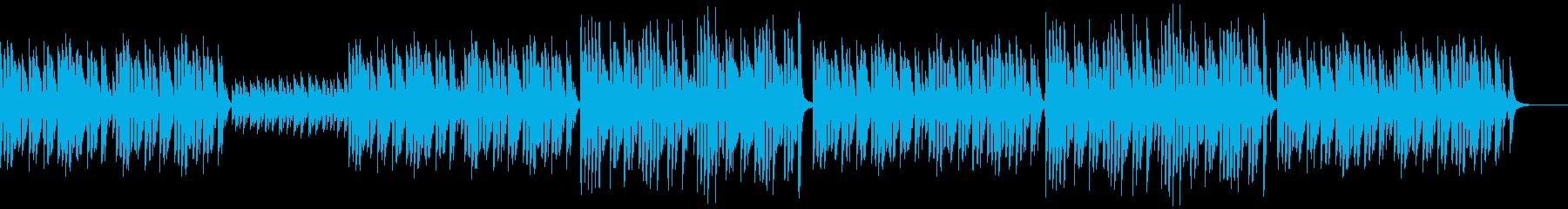 bpm100 キッズTikTok可愛い笛の再生済みの波形