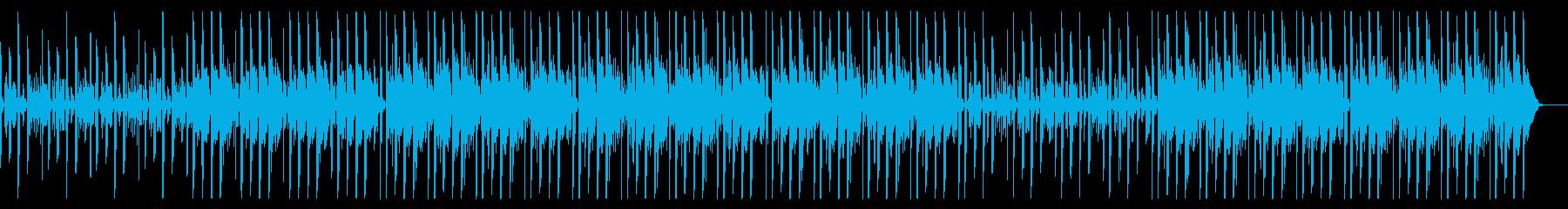 VP・トーク・オーガニックでさりげなくの再生済みの波形