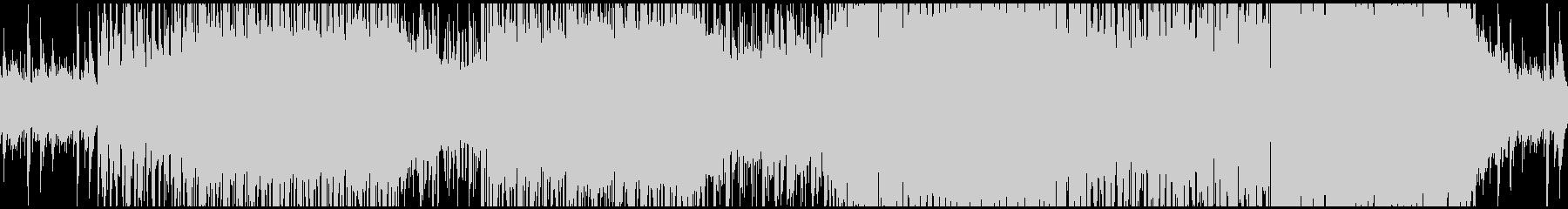 アコギとリードシンセがが印象的なポップスの未再生の波形