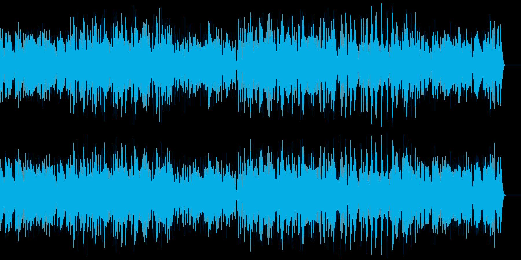 大人な夏のビーチ・ジャズの再生済みの波形