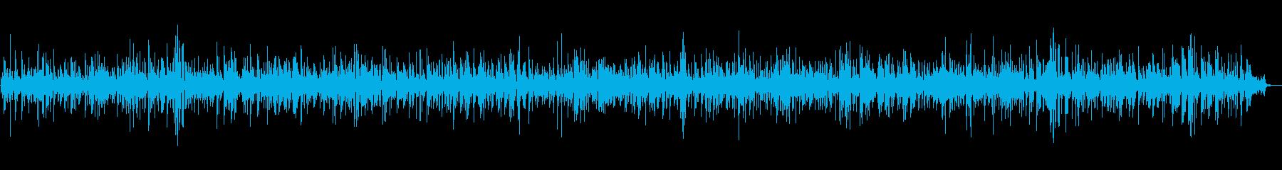 BARでしっとり聴く大人のジャズ|ピアノの再生済みの波形
