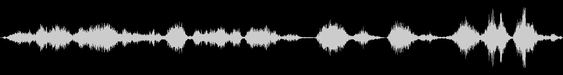 小学生:「リング・アラウンド・ザ・...の未再生の波形