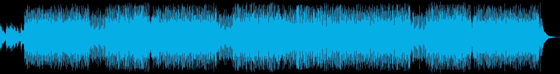 モダン和風/ReMIX/フル尺の再生済みの波形