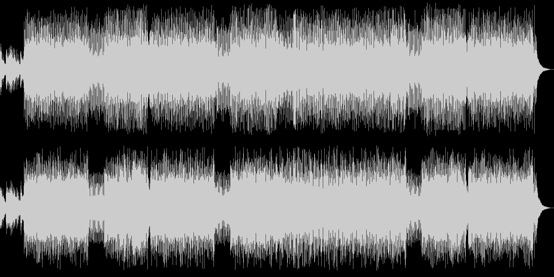 モダン和風/ReMIX/フル尺の未再生の波形