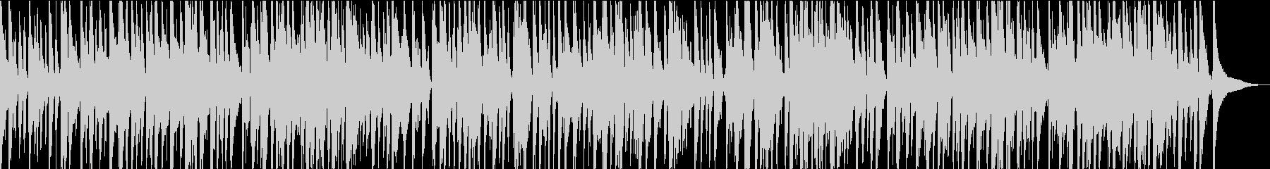 伝統的 ジャズ ビバップ サラサラ...の未再生の波形