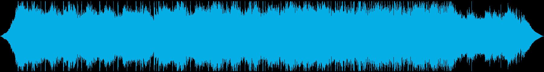 インディーズ ロック ポップ ほの...の再生済みの波形