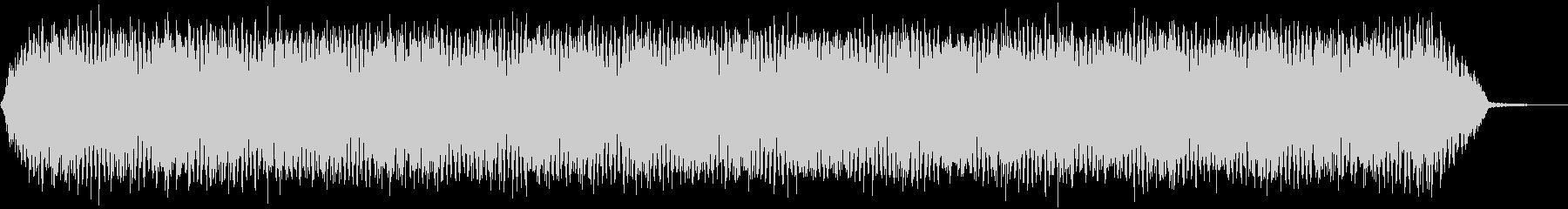 【アンビエント】ドローン_43 実験音の未再生の波形