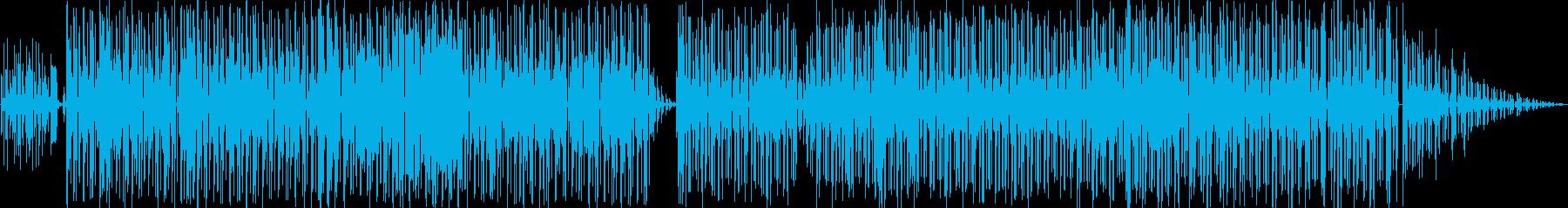 ファンク。オールドスクールのヒップ...の再生済みの波形