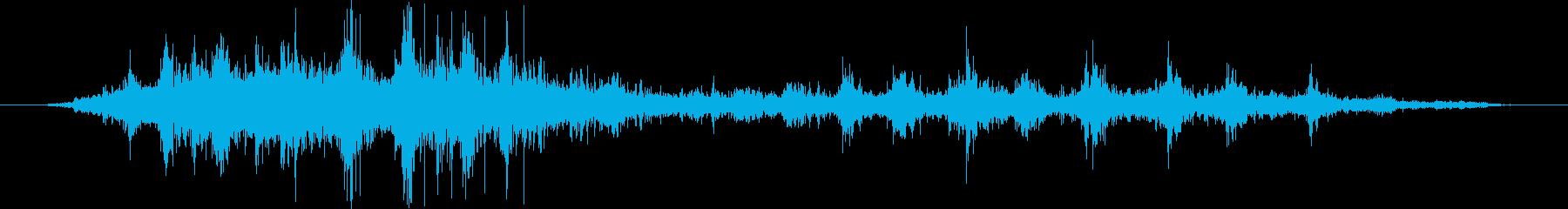 ジャイアントバード:ヘビーウィング...の再生済みの波形