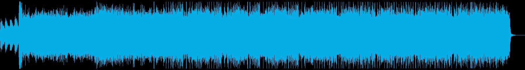 逃走 バトル ハードコアパンク モヒカンの再生済みの波形