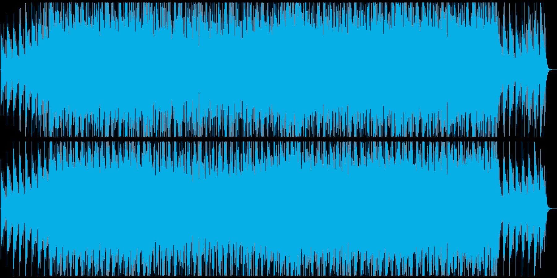 ヴァイオリンが奏でるOP・ED曲の再生済みの波形