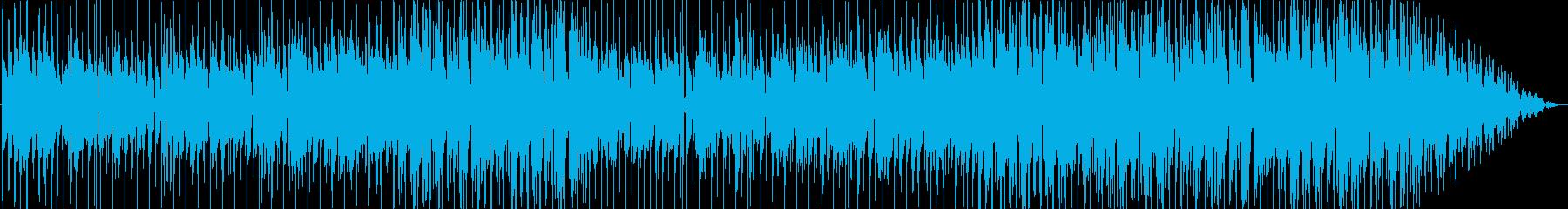 美しいポジティブなメロディー、クラ...の再生済みの波形