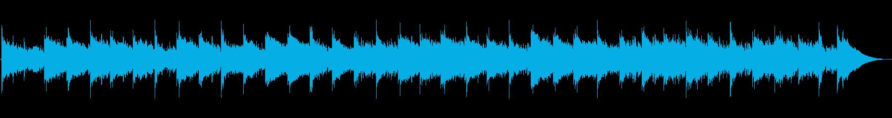 ノスタルジー 口笛 ギター BGM_2の再生済みの波形
