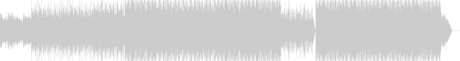 コマーシャル用の音楽。ポップレゲエ...の未再生の波形