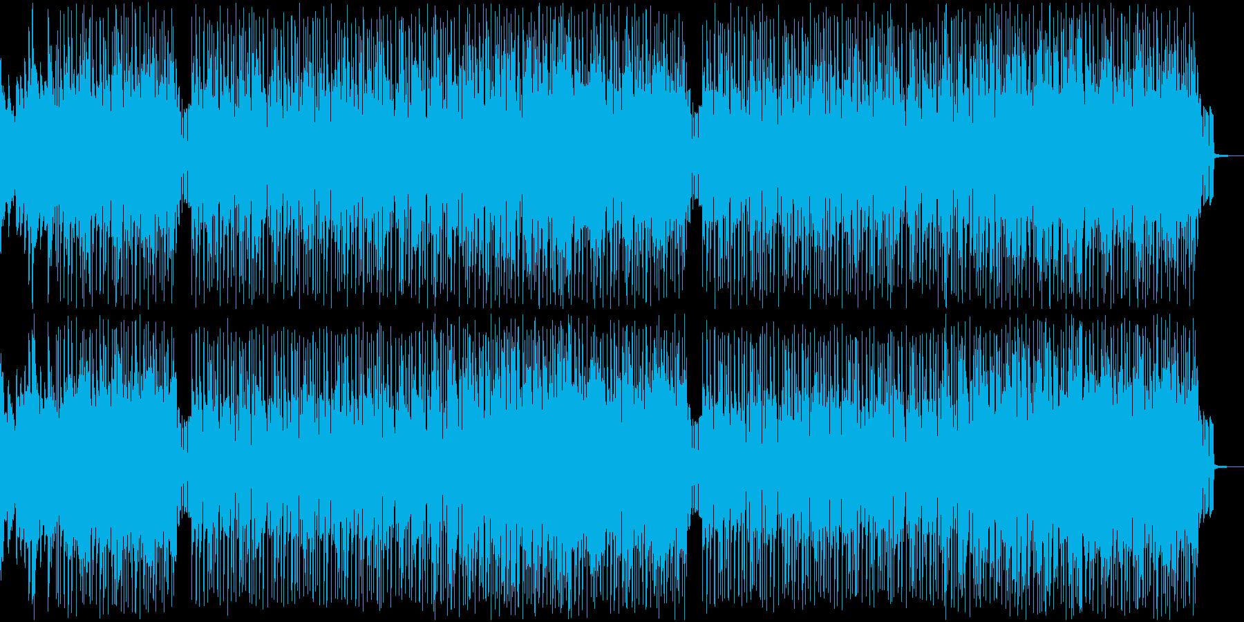 店内BGM/カフェ/都会/おしゃれの再生済みの波形
