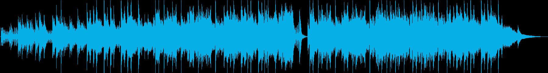 PV】エレガントと感動を併せ持つピアノの再生済みの波形