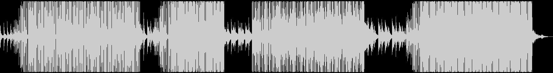 エレクトロニカ/切ない/ノスタルジックの未再生の波形