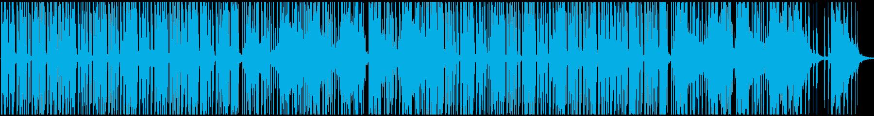 うちゅう ダンス プログレッシブ ...の再生済みの波形