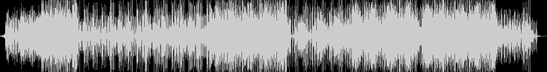 ゆるく賑やか・コミカルなレゲェ 短尺の未再生の波形