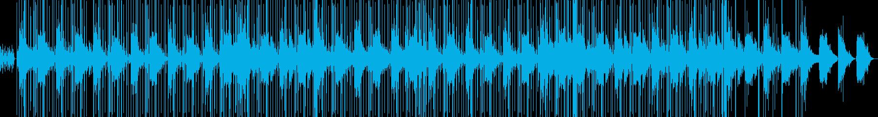 色気のあるピアノHipHop/JIINOの再生済みの波形