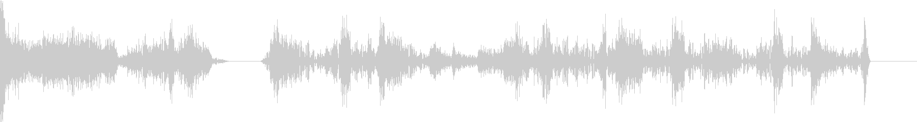 TVFX POPなザッピング音 9の未再生の波形