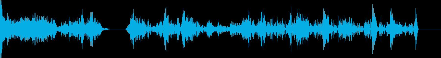 TVFX POPなザッピング音 9の再生済みの波形