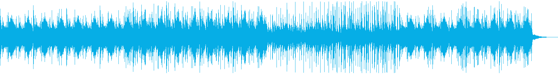 アコギが映える和やかな日常BGMの再生済みの波形