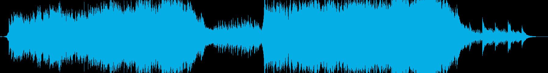 ワールド 民族 クラシック 交響曲...の再生済みの波形