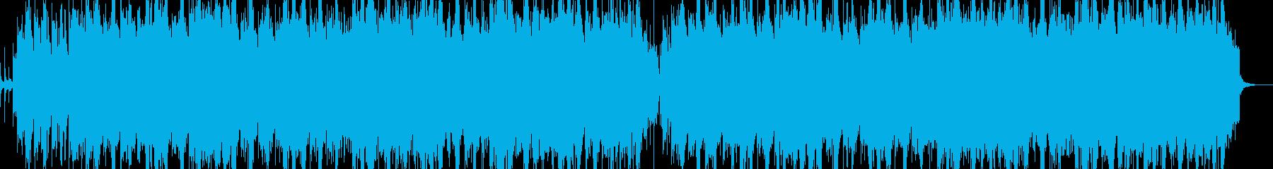 トロンボーンを用いたマーチングの再生済みの波形