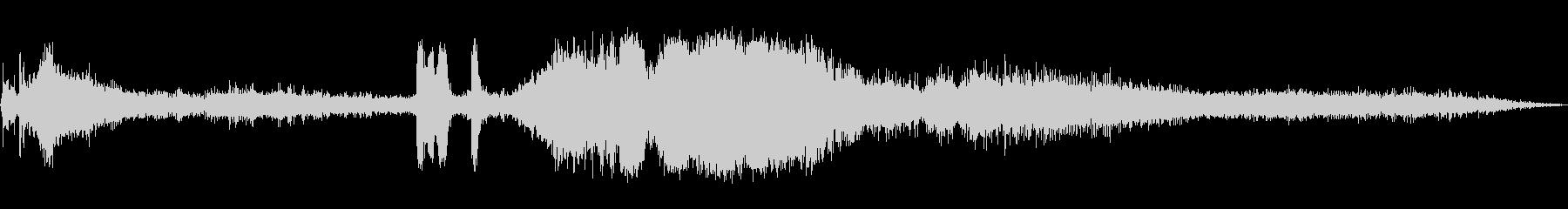 スクールバス:EXT:スタート、ア...の未再生の波形